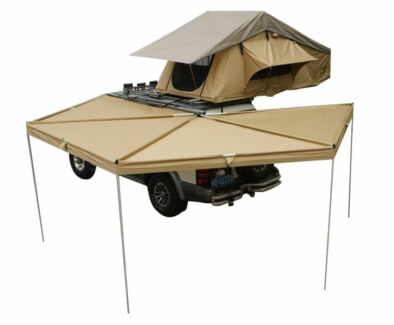 COMBO Outdoor Roof Top Tent 4X4 4WD Rack Bar + Wraparound Awning Lane Cove Lane Cove Area Preview