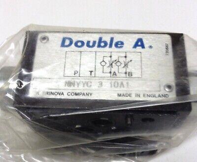 Double A. Nnyyc3 Flow Control Valve