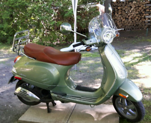 VESPA LX150 2007