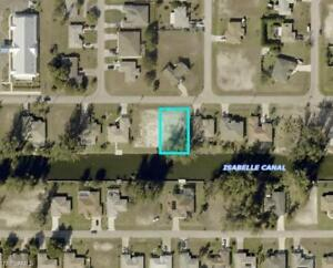 Cape Coral Freshwater Lot   USA