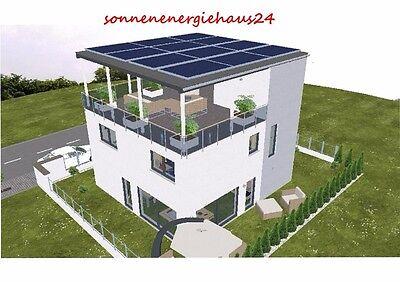 Haus - wir bauen Ihr Wunschhaus- geringe Nebenkosten durch erneuerbare Energie