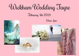 Charmed Weddings @ Wickham Fayre We invite you all to attend our next wedding Fayre,