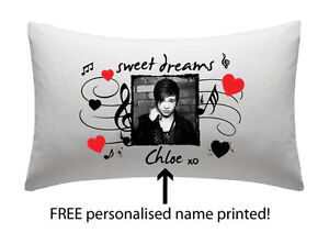 Reece-Mastin-Sweet-Dreams-Personalised-Name-Pillowcase-X-Factor-Inspired