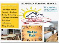HOUSE services HANDYMAN BUILDER