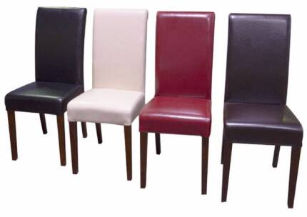 SALE Leather Dining Chair ONLY 149ea Six Or More