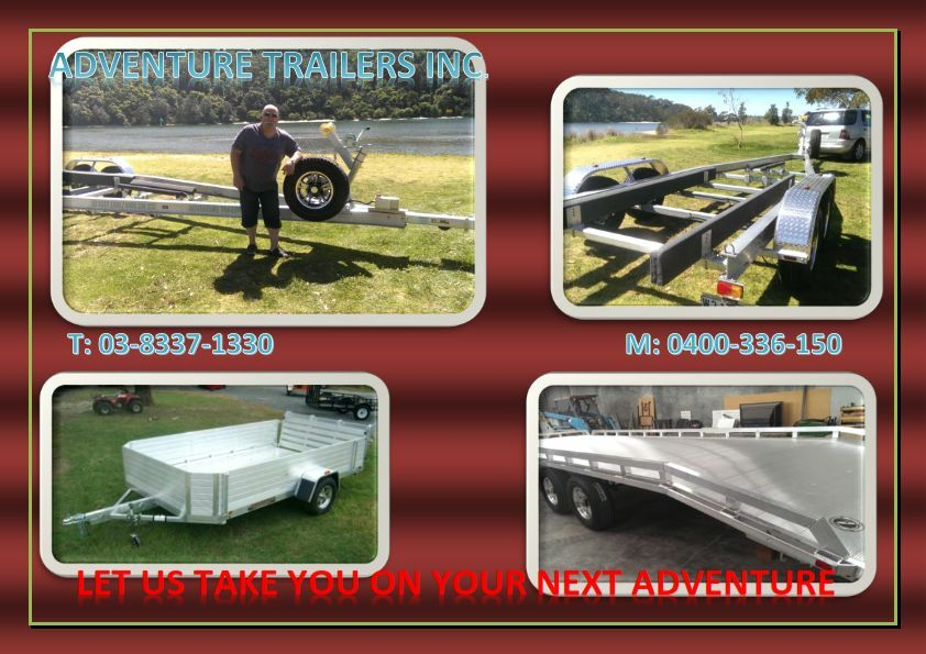 ADVENTURE TRAILERS & FURNITURE