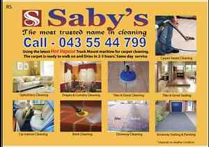 Saby's Cleaning Craigieburn Hume Area Preview