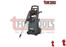 SEALEY PW2500 PRESSURE WASHER 170BAR + TSS & ROTABLAST NOZZLE 230V