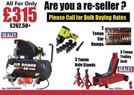 garage car air tools trolley jack bulk buying wholesale rates available resale