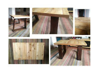 Coffee Table Medium - Large size (free delivery within Midlothian)