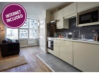 Studio Apartment to Rent in Manchester City Centre: Flat 3, Eagle House - Available 1st September