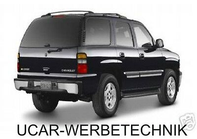 Scheibentönung für Mercedes-Benz Sprinter 209 CDI Kasten AHK