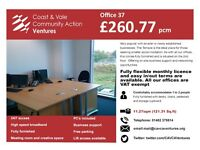 Hull office unit to rent - telephone 01482 379514
