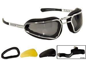 Baruffaldi Motorcycle Glasses