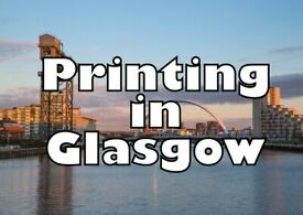 Printing Services Glasgow. Banner Printing. Flyers Printing. Posters Printed.