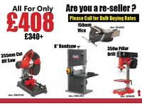 Bandsaw Bulk Buying Wholesale Job Lot