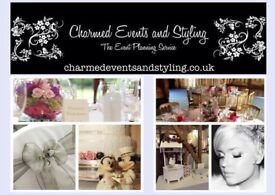 Charmed Events At charmed we believe in fairytales and we'd honoured to help you create yours
