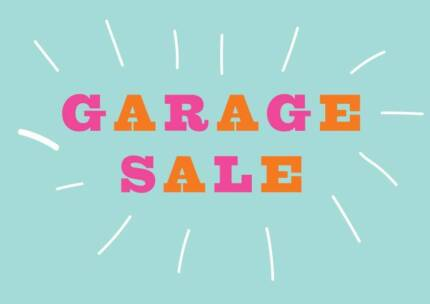 Garage Sale - SAT 20th January - Burwood, VIC