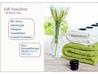 Mother's Day Gift Voucher- Spa inspired treatments at home