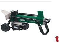 DRAPER 81203 1500W 4 TONNE 230V LOG SPLITTER