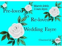Pre-loved to Re-loved Wedding Market, Wickham Centre