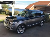 Very Rare Range Rover SV Autobiography replica **ONLY 1 IN UK**