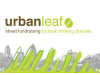 Street Fundraiser in Edinburgh for UrbanLeaf UK £10 - £13 per hour G