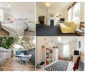 2 bed Victorian flat to rent Bellenden/East Dulwich