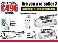 Garden Sprayers and Petrol Multi Tool Bulk Buying Wholesale Rates