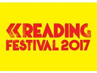 Reading Festival Weekend Camping Ticket