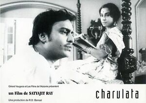 4 Photos Exploitation Cinéma 21x29.5cm (1964) CHARULATA Satyajit Ray, Chatterjee - France - État : Comme neuf : Objet semblant avoir été retiré de son film plastique récemment. Aucune marque d'usure apparente. Toutes les faces de l'objet sont impeccables et intactes. Consulter l'annonce du vendeur pour avoir plus de détails et voi - France