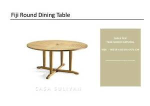 round dining table in Dandenong South 3175 VIC