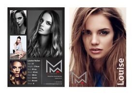 Model REGULATED agency seeking serious model talent for work placements! No Fees No Deposits!