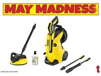 KARCHER K4 PREMIUM FULL CONTROL HOME PRESSURE WASHER PATIO