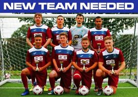 TEAMS WANTED FOR BRAND NEW 6ASIDE LEAGUE. SIGN UP FOR FREE ONLINE