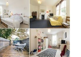 Lovely 2 Bedroom Victorian Flat East Dulwich/Peckham Rye