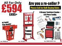 Toolbox Bulk Buying Wholesale Job Lot