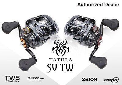 NEW Daiwa Tatula SV TW 103H 6.3:1 Baitcasting Fishing Reel RIGHT hand TASV103H