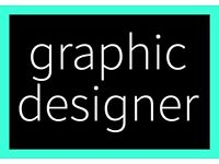 Freelance Graphic Designer available for hire