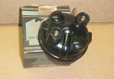 New Vintage Wico Magneto Distributor Cap Cover 16x136d 2 Cylinder