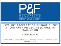 P&F Solutions - Property & Finance Experts