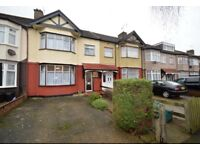 3 Bedroom with 2 Receptions House to Rent In ILFORD IG2 6PJ ==PART DSS Welcome==
