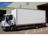 DRIVER WITH VEHICLE REQUIRED - 7.5 TONNE VEHICLE (50 DATES)