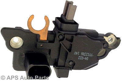 VW Passat 19 20 TDi Touareg 32 36 V6 Alternator Voltage Regulator New