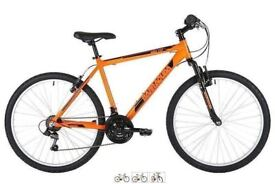 "FREE Speedometer (2679) NEW, 26"" 21"" Aluminium BARRACUDA DRACO MOUNTAIN BIKE BICYCLE H: 175-190 cm"