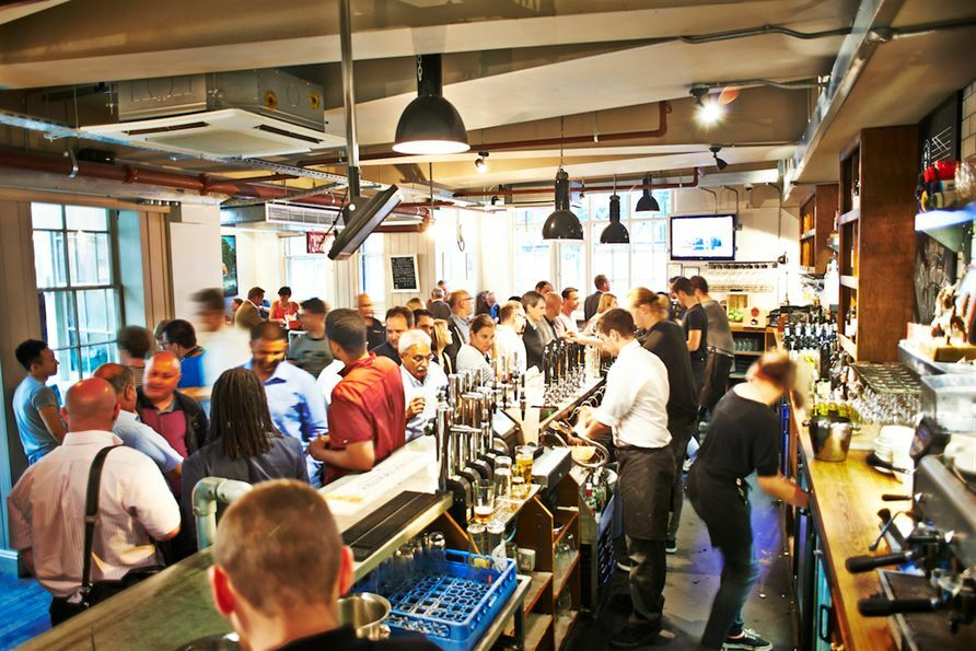 Demi Chef de Partie wanted for bustling King's Cross pub