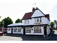 Waiter / Waitress - White Horse Richmond
