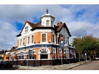 Full and Part Time Bar Staff Needed For Busy Pub in Twickenham