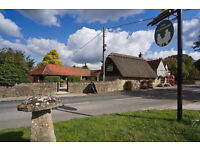 WAITING STAFF WANTED AT BEAUTIFUL COUNTRYSIDE RESTAURANT