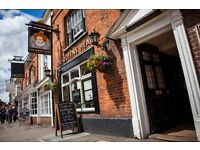 Head Chef for busy independant central town pub, Live-in available